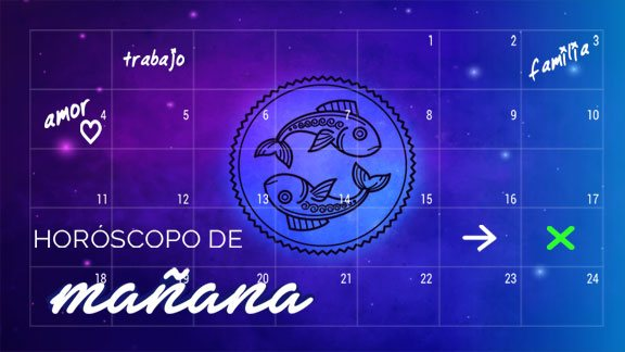 Horóscopo MAÑANA Piscis - piscishoroscopo.com