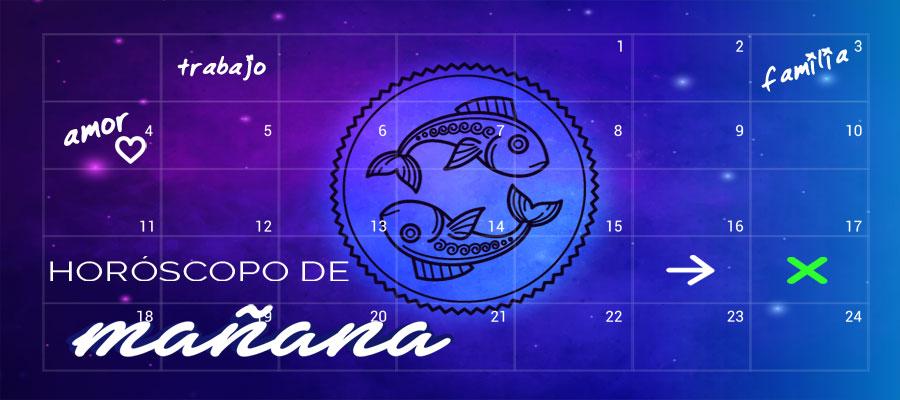 Horóscopo Piscis de Mañana