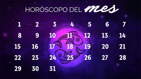 Horóscopo Piscis mensual- piscishoroscopo.com