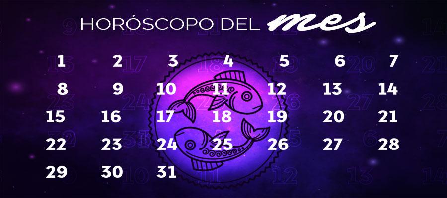 Horóscopo Piscis Mensual – Horóscopo del mes Piscis